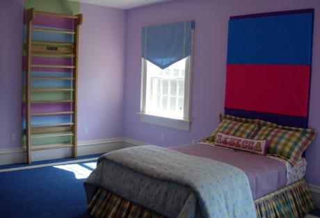 Tween Gymnast Bedroom