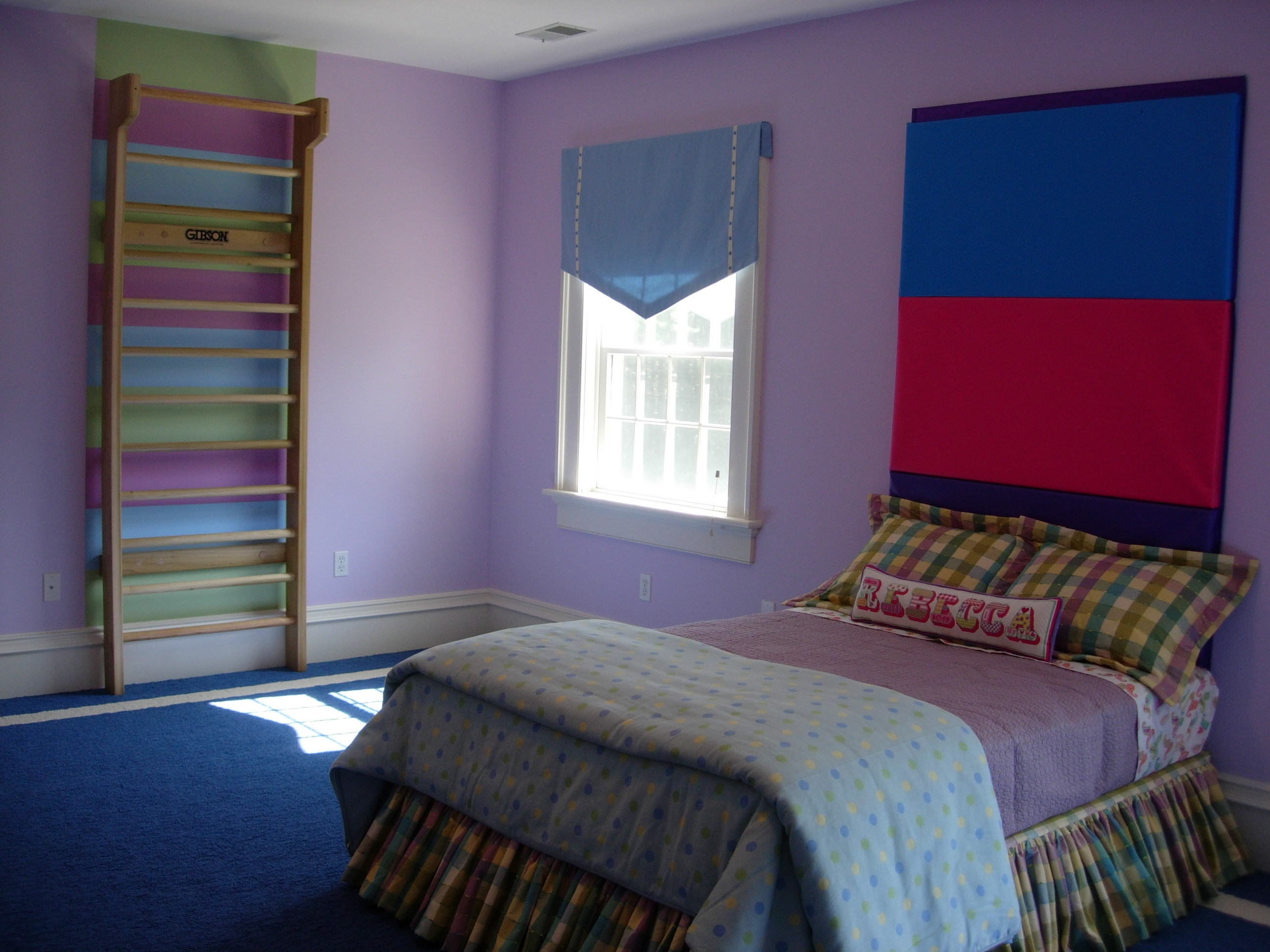 Tween Gymnast Bedroom You Re Home Custom Interiors