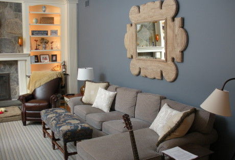Tranquil Family Room