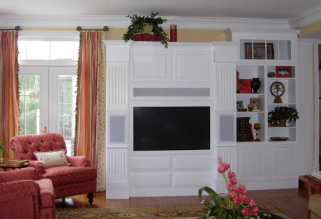 Traditional Built-Ins