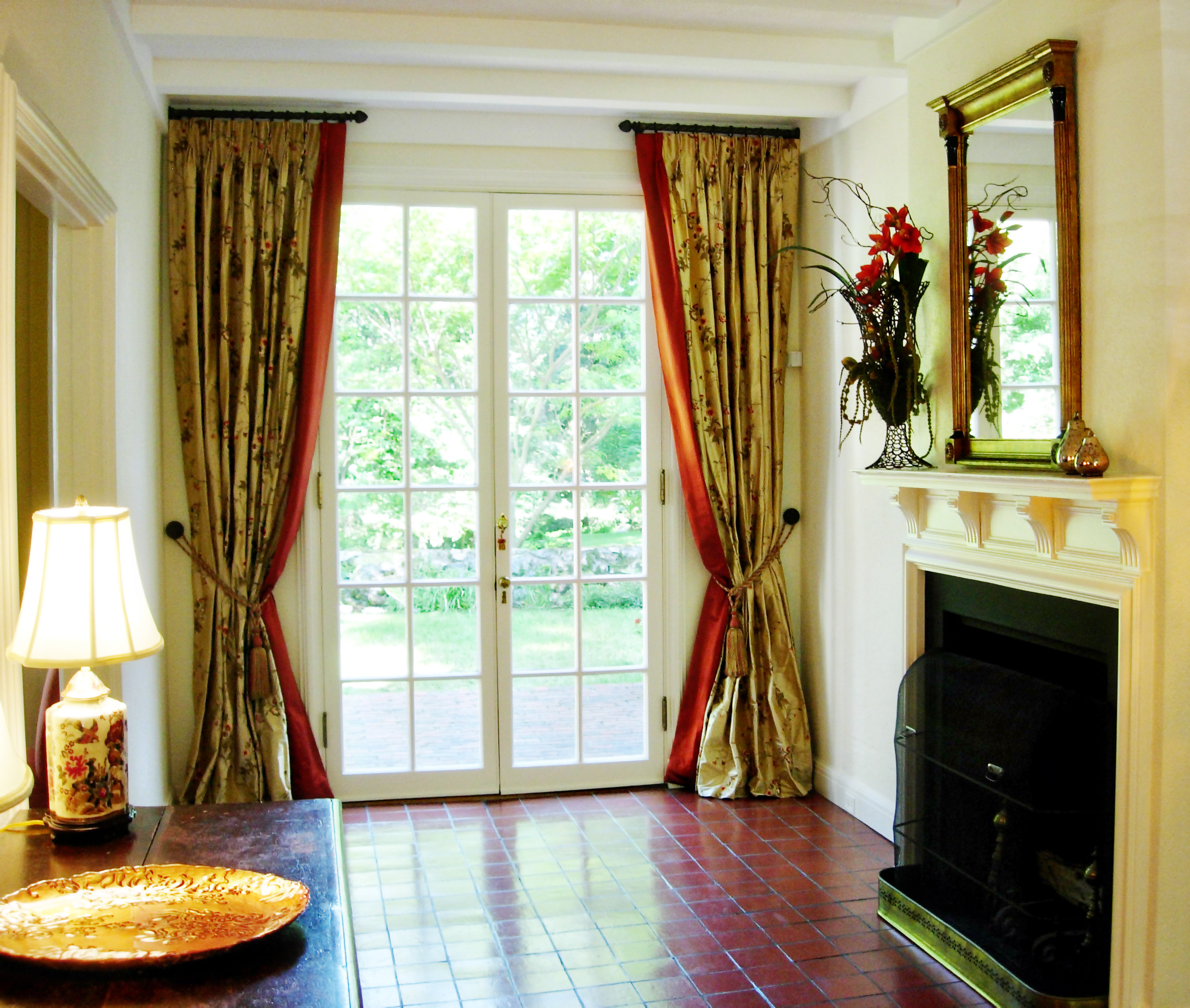 Large Foyer Window Treatment : Traditional foyer you re home custom interiors